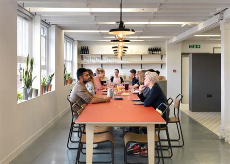 airbnb s london office is based in a converted warehouse home run airbnb s hyper local approach australian