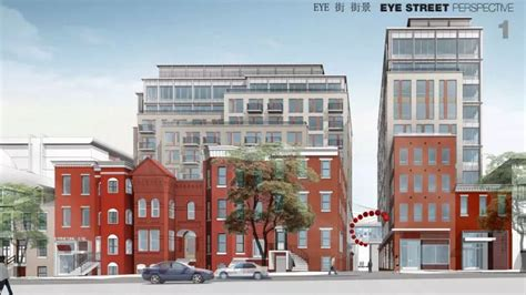Apartments Dc Chinatown Aggressive Chinatown Project Gets Approval Curbed Dc