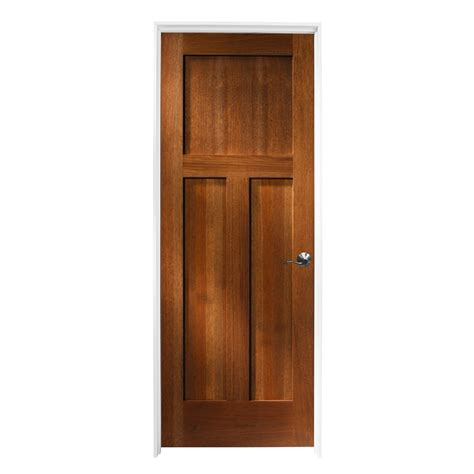 Interior Hickory Doors Woodport Doors Interior Doors Knock Shaker Collection Riverstone Hickory 24 Quot X80