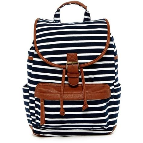 Striped Backpack best 25 striped backpack ideas on crochet bag