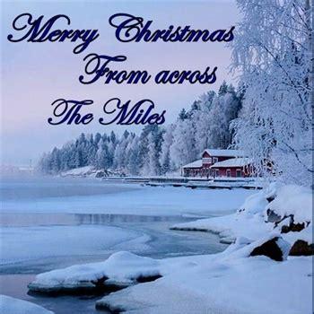 merry christmas   miles ecard