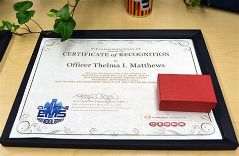 saving award certificate template custodial worker recognition day just b cause