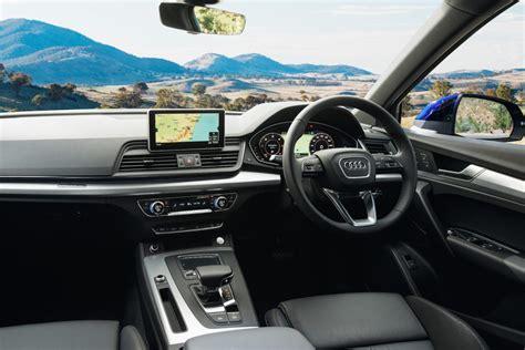 Audi Q5 Interior 2017 audi q5 now on sale in australia from 65 900