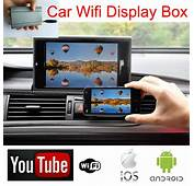 IOS IPhone Android Link Car WiFi Display Airplay Miracast