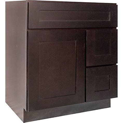 30 Bathroom Sink Cabinet Everyday Cabinets 30 Inch Bathroom Vanity Single Sink