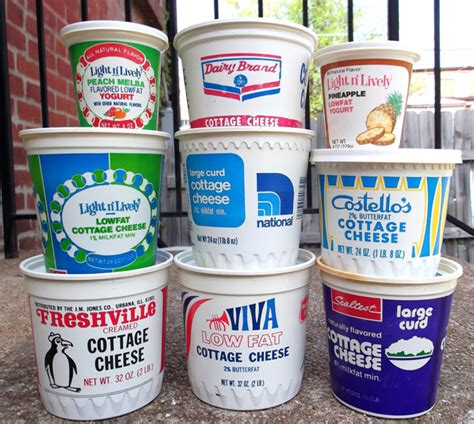 8 Uses For Yoghurt Pots by Vintage Cottage Cheese Yogurt Containers Gregg