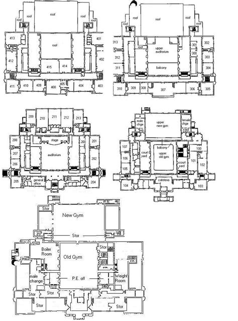 blueprints of buildings school building blueprints victoria high