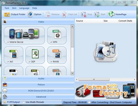 format factory with crack free download format factory 3 1 1 latest version free download