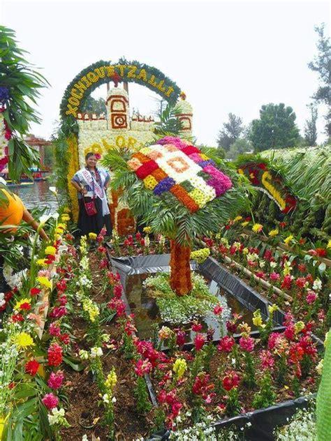festival mexico city feria de la flor m 225 s ejido xochimilco m 233 xico