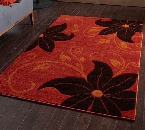 large flower rug beige black purple modern flower floral tulip heavy domestic rug large small ebay