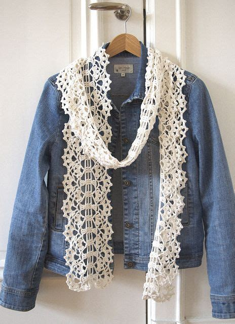 Japanese Pattern Scarf | pretty color crochet and knit goods 2 japanese book