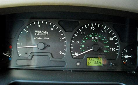 remove dash in a 1994 land rover discovery removing