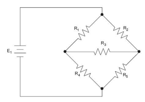 bridge resistor formula resistor bridge calculations circuits 28 images wheatstone bridge principle measurement of