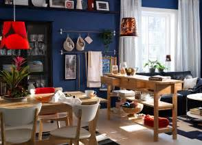Kitchen And Dining Room Decorating Ideas by Ikea 2010 Dining Room And Kitchen Designs Ideas And