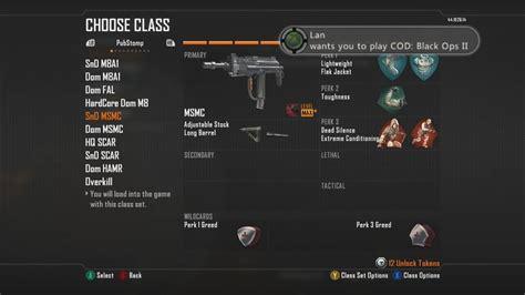 best classes best black ops 2 class setups description