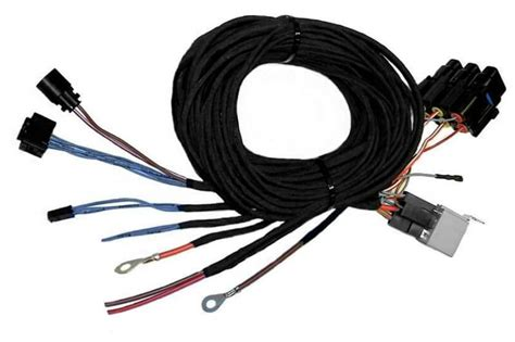 wiring harness for webasto thermo top e z c p t