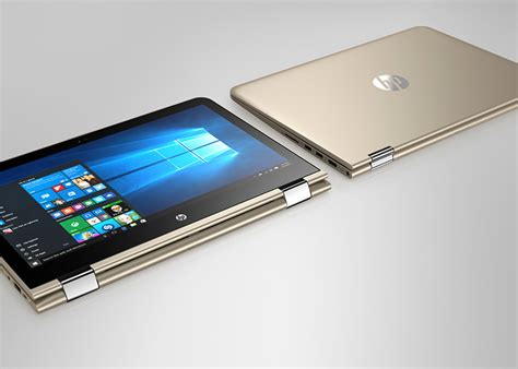 hp pavillon x360 hp announces redesigned pavilion x360 2 in 1 devices