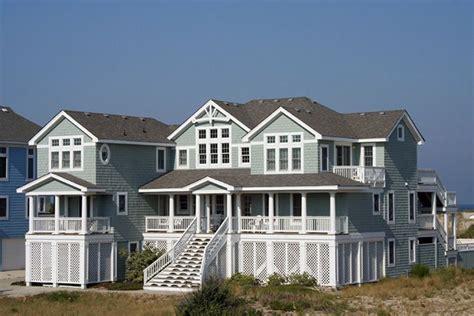 Buck Island Oceanfront Outer Banks Rental Corolla Classics Houses Corolla Nc
