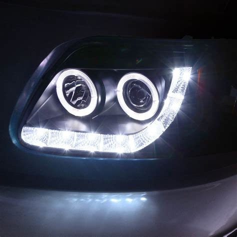 Lu Hid Xenon Projector hid xenon 97 03 ford f150 expedition eye led