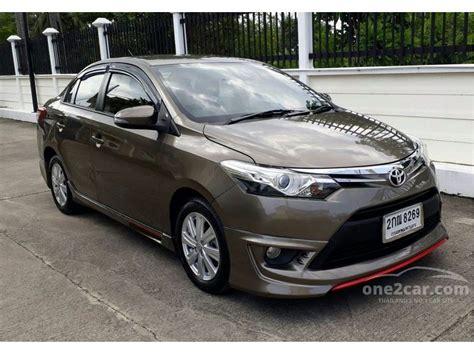 Toyota Vios G 2013 toyota vios 2013 ป 13 17 g 1 5 เก ยร อ ตโนม ต ส น ำตาล