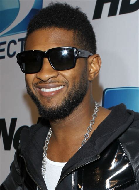 show ushers haircuts usher sunglasses looks stylebistro