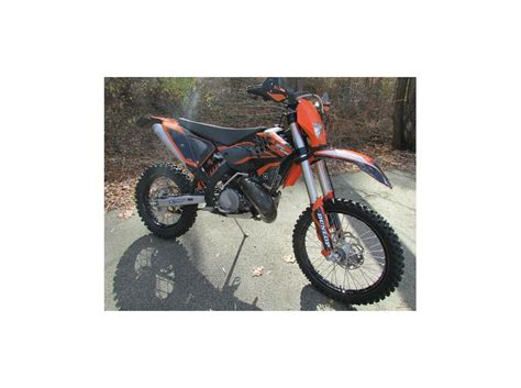 2009 Ktm 300 Xcw For Sale Buy 2009 Ktm 300 Xcw E On 2040motos