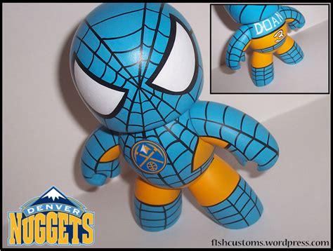 Denver Nuggets Giveaways - denver nuggets spiderman by f1shcustoms on deviantart