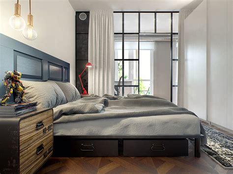 lade da da letto moderne apartamento de um quarto moderno e bem ecl 233 tico limaonagua