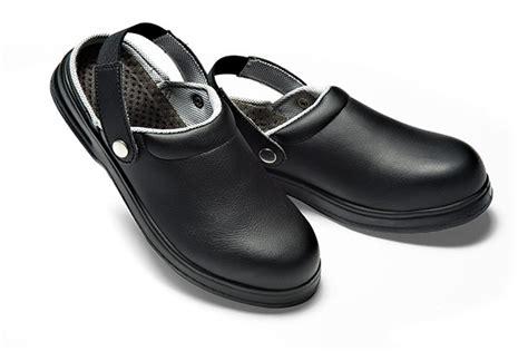 sabot de cuisine noir sabots avec renfort noir chaussures de cuisine
