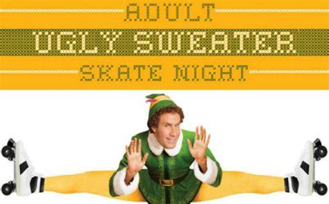 arlington parks rec s sweater skate