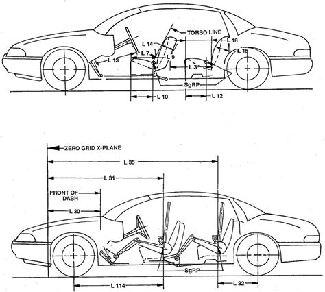 car dimensions in feet motor vehicle dimensions