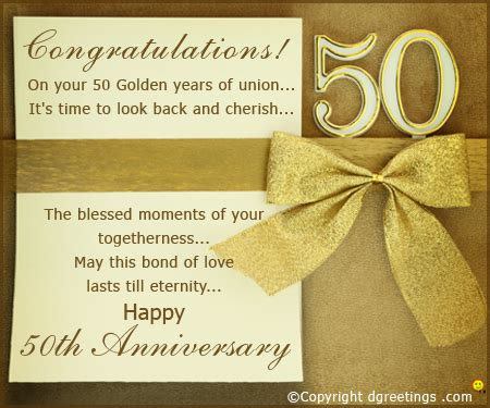 50th wedding anniversary quotes for and 50th anniversary quotes 50th wedding anniversary quotes dgreetings