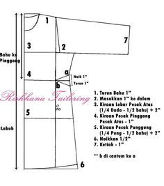 1000 images about sewing baju kurung on pinterest baju kurung view 1000 images about sewing project kurung pahang