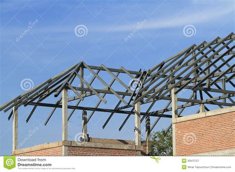 a frame roof roof construction a frame roof construction