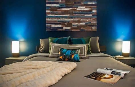 blaues schlafzimmer paint couleur de chambre 100 id 233 es de bonnes nuits de sommeil