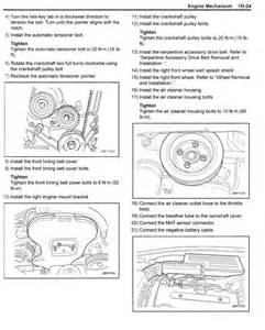 Suzuki Timing Belt Replacement Suzuki Verona Amazing Pictures To Suzuki Verona
