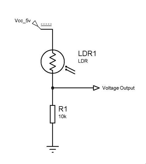 how are light dependent resistors used learn basics of ldr light depedent resistor