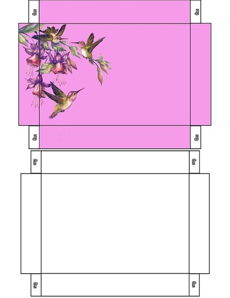 free printable box templates 512 best misc box printables 2 images on