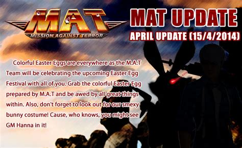 Cib Mat by M A T April Update 15 4 2014 Cib Net Station