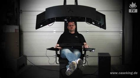 emperor computer chair emperor chair gaming system youtube