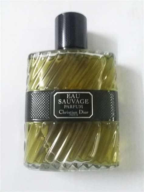 Parfum Christian Ori eau sauvage parfum original by christian 2012