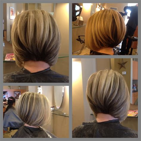 Short Layered Angled Bob Haircut Savannah Chrisley Short