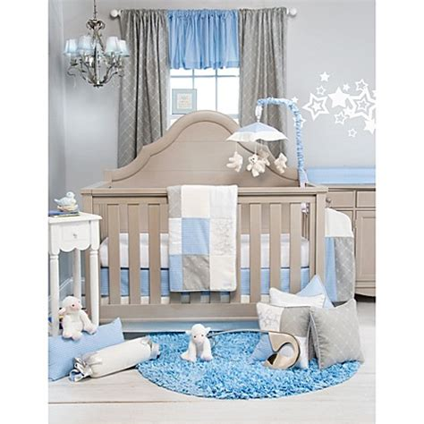 Bed Bath And Beyond Crib Bedding Glenna Jean Starlight Crib Bedding Collection Bed Bath Beyond