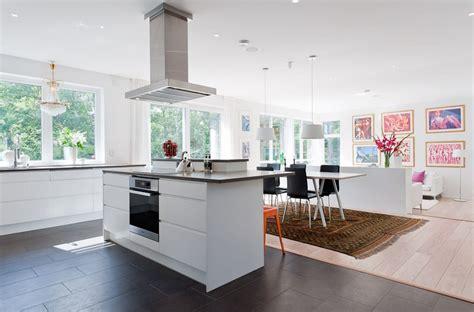 como decorar cocina comedor grande un sal 243 n cocina comedor en dos niveles blog tienda
