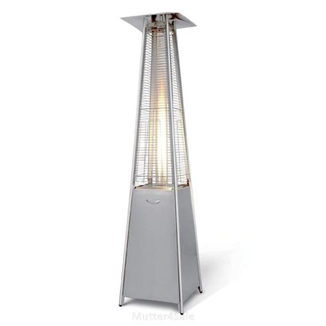 Patio Heater Heating Light Terrace Exterior Gas Pyramid Ebay Patio Heaters Ebay