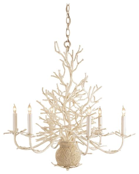 white coral chandelier seasong white coral vintage chic coastal chandelier