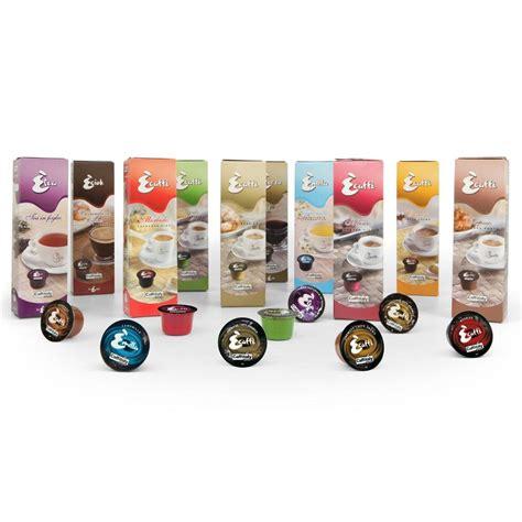 Cappuccino Cups caffitaly delizioso capsules box of 10 espresso planet