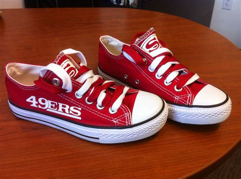49ers shoes the best sf 49er shoes ninernation