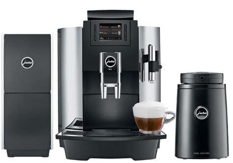 Coffee Maker Merk Jura jura we8 coffee machine package puregusto