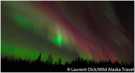 what causes northern lights alaska colorful northern lights borealis interior